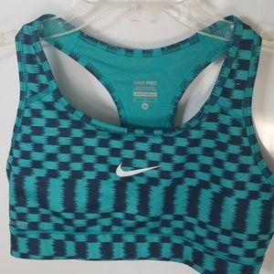 Nike racerback pro sports bra